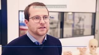 Ruben Van de Sande - industrieel ingenieur, chemie (kunststoffen)
