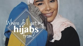 Where I get my favourite hijabs?