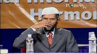 Why you can't make an image of Allah? Dr.Zakir Naik