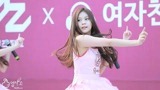 [151025] 여자친구(GFRIEND) 'One' 엄지 직캠 By 반창꼬 @광주 Y'Z 파크 공연