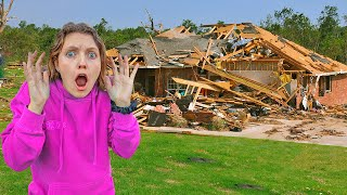 Pond Monster Destroyed Sharer Fam House! - They are taking over...