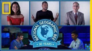 Watch National Geographic Staff Answer Nearly Impossible Geography Questions | National Geographic