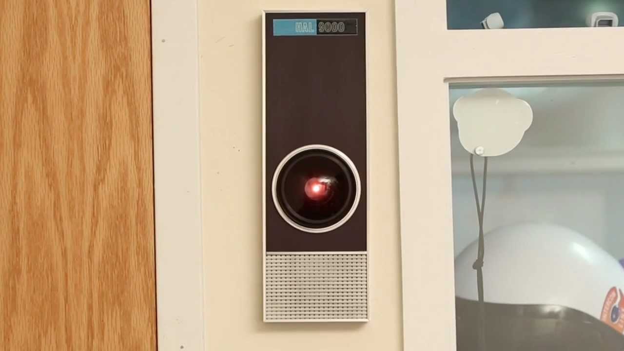 You Can Buy A HAL 9000 Replica Made From The Original Movie Blueprints