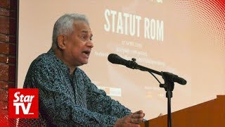 AG: Rome Statute Cannot Be Used Against Constitutional Monarch