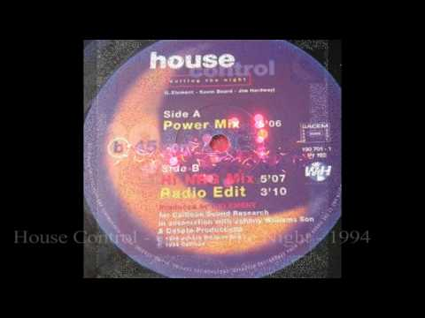 House Control - Calling The Night (Hi-NRG Mix)