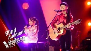 มณี & มินา - Price tag - Blind Auditions - The Voice Kids Thailand - 15 Apr 2019