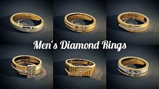 Latest Gold Rings For Men New Collections 2019