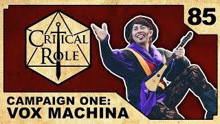 A Bard's Lament   Critical Role RPG Episode 85
