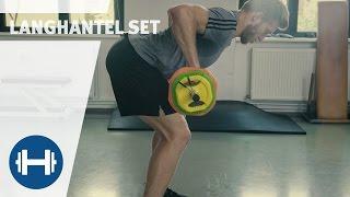 Übungen für das Workout mit Langhantel | Fitness & Kraftsport | Sport-Thieme