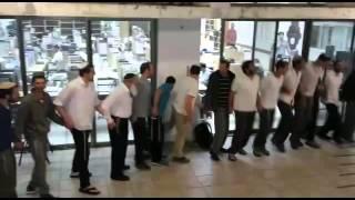 Victims of terror return to yeshiva (media resource group)