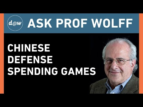 Ask Prof Wolff: Chinese Defense Spending Games