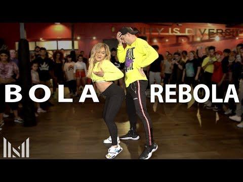 BOLA REBOLA - J Balvin, Anitta, Tropkillaz ft MC Zaac Dance   Matt Steffanina & Chachi