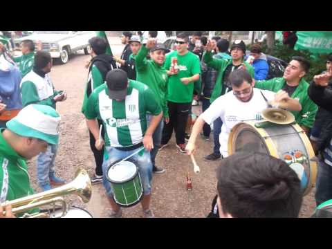 """Sonido a full"" Barra: La Banda del Sur • Club: Banfield"