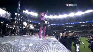"Jay Z & Alicia Keys ""Empire State Of Mind"" 10-29-2009 World Series Game 2 HD 720P"