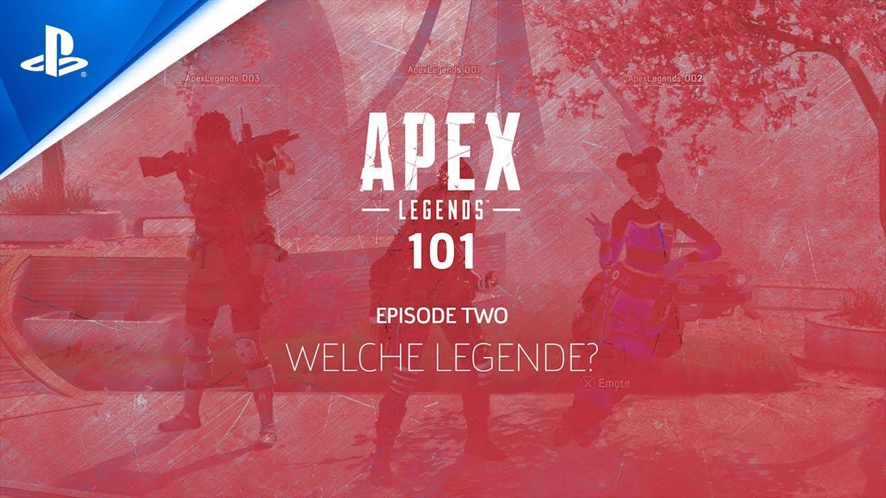 Apex Legends Guide: Findet eure Legende