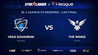 Vega vs Wings StarSeries 13 LAN-Final, Day 1