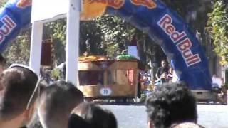preview picture of video 'red bull autos locos vigo 2010'