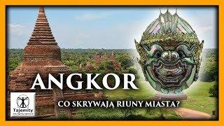 Angkor- co skrywają ruiny miasta w samym sercu dżungli?Zaginione, zapomniane oraz na nowo odkryte.