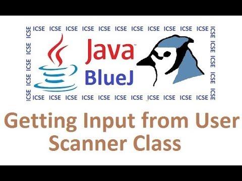 Java- Scanner Class
