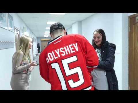 Анатолий Голышев на Матче Звезд КХЛ-2017: Мастер-шоу