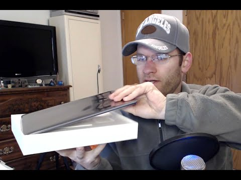 Unboxing: iPad Air 2 (64GB, Cellular, Space Gray)