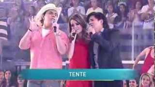 Chitaozinho, Xororo, Sandy Leah, Junior Lima E Andreas Kisser Em Tente Outra Vez (cover Raul Seixas)