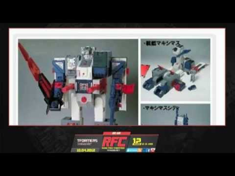 Radio Free Cybertron - Week of October 7 2012