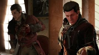 Assassin's Creed Chronicles (1776 Dec 27) Death Of Charles Dorian (Shay & Arno)