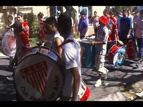 """""""los andes hinchada"""" Barra: La Banda Descontrolada • Club: Los Andes"""