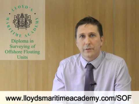 Surveying Offshore Floating Units tutored distance learning course ...