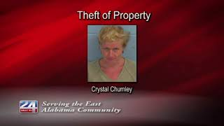 Altoona Woman Arrested in Connection to Home Burglary