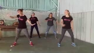Anahí Ft. Wisin -Rumba (coreografia)