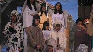 "THE CHRISTMAS STORY ""The Friendly Beasts"" - Part 4"