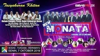 🔴Live Malam New MONATA | Desa Bodas Tukdana Indramayu, Senin 7 Oktober 2019