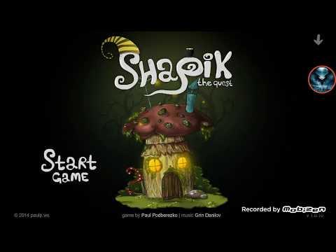 Shapik the quest Прохождение игры