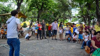 NCCA launches story telling in public places