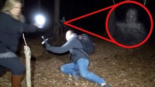 ENCOUNTER AT THE HAUNTED ELEANOR FOREST