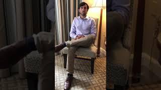 Video by James Burg, Student, uOttawa-Queen's Practicum 2019