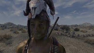 Driver Nephi Vs Vulpes Inculta  Fallout New Vegas NPC Fight