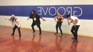 "FREAK | Steve Aoki | Casie ""Tynee"" Goshow Choreography"