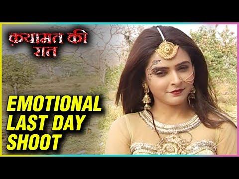 Madhurima Tuli aka Sanjana Gets Emotional On Her l