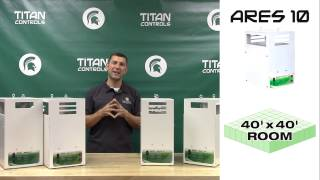 Titan Controls - Ares CO2 Generators