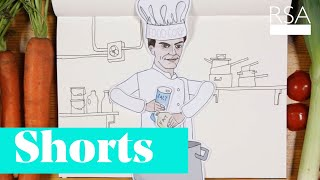 RSA Shorts - How Cooking Can Change Your Life