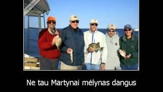 dj zleidaz - Ne tau martynai melynas dangus