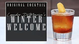 Resep Winter Welcome, Minuman Cocktail Asli yang Bisa Bikin Mabuk Kepayang!