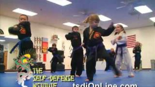 The Self-Defense Institute - TV Commercial