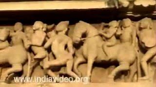 The Khajuraho Lessons of Love - Sculptures of Khajuraho