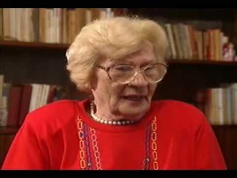 Irene Horowitz testimonia sobre la partida del campo de tránsito de Drancy a Auschwitz