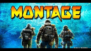 A Gaming Montage