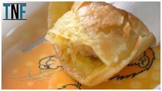 Kolkata Style Cheese Egg Roll
